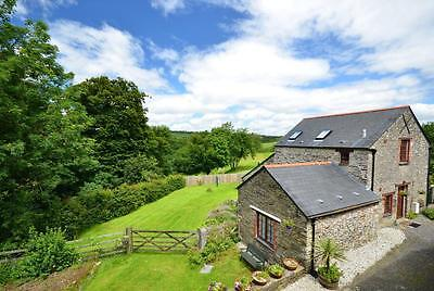 Holiday Cottage Cornwall Self Catering October Half Term Weekend available