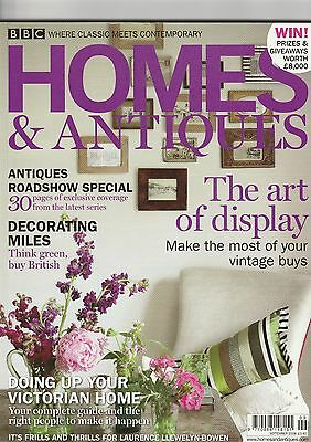 Homes And Antiques September 2008