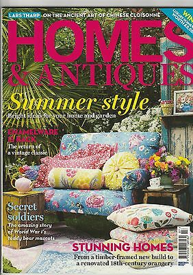 Homes And Antiques July 2014