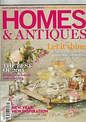 Homes And Antiques January 2014