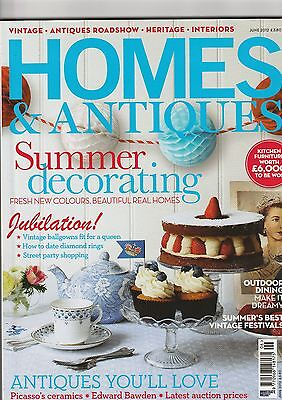 Homes And Antiques June 2012