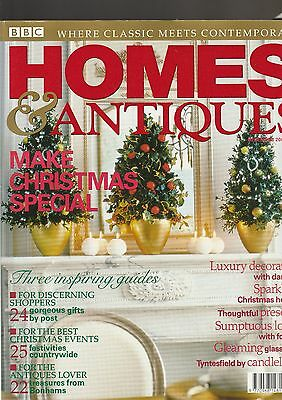 Homes And Antiques December 2003