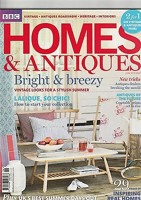 Homes And Antiques  June 2010