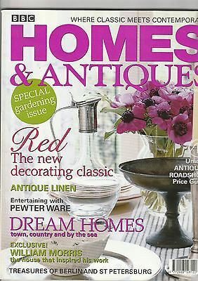 Homes And Antiques June 2003