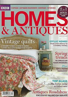 Homes And Antiques March 2010