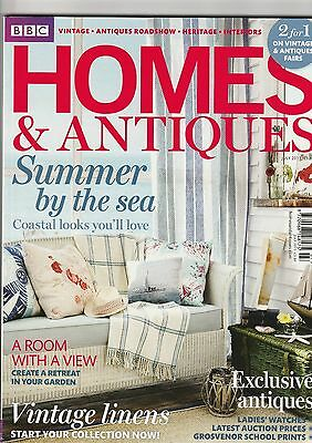 Homes And Antiques July 2011