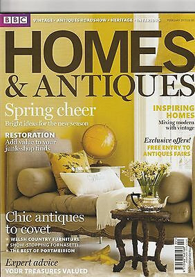Homes And Antiques February 2010