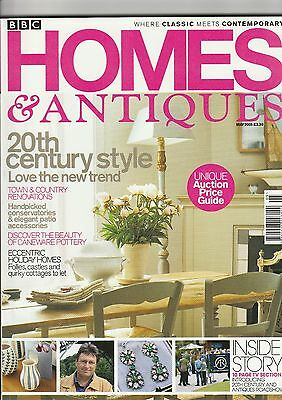 Homes And Antiques May 2005