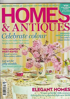 Homes And Antiques April 2014