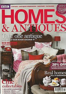 Homes And Antiques  November  2010