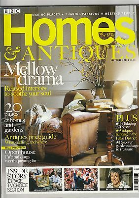 Homes And Antiques September 2006