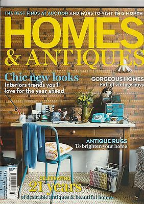 Homes And Antiques February 2014