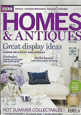 Homes And Antiques  July  2010