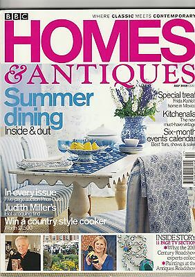 Homes And Antiques July  2005