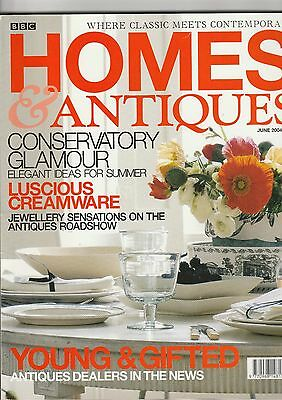 Homes And Antiques June 2004