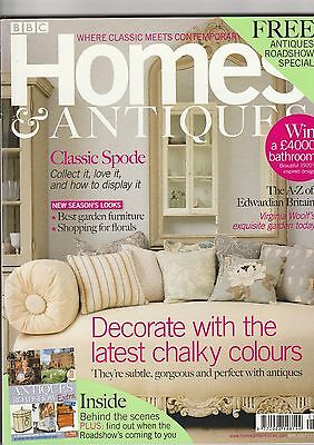 Homes And Antiques May 2007