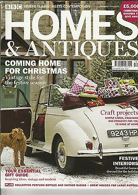 Homes And Antiques December 2008