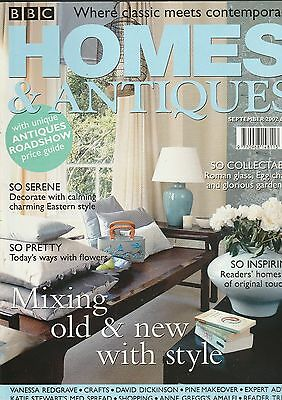 Homes And Antiques September  2002