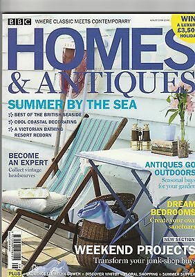 Homes And Antiques August 2008