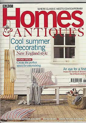 Homes And Antiques June 2007