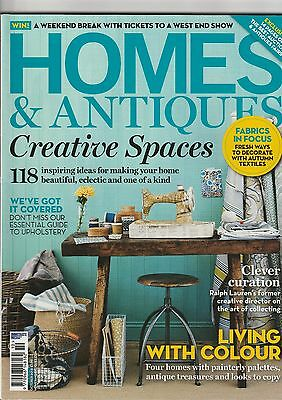 Homes And Antiques October  2014