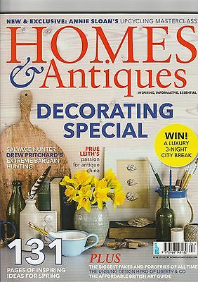 Homes And Antiques Aptil 2016