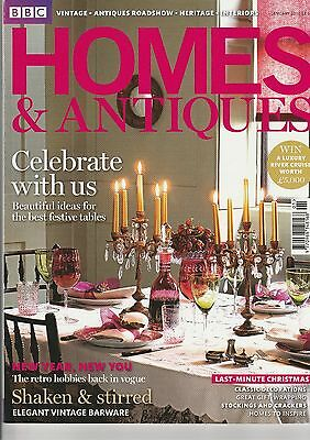 Homes And Antiques January 2010
