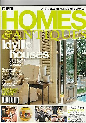 Homes And Antiques June  2005