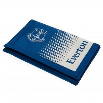 Everton F.C. Official Nylon Wallet with Crest RT ( x52nywevfd )