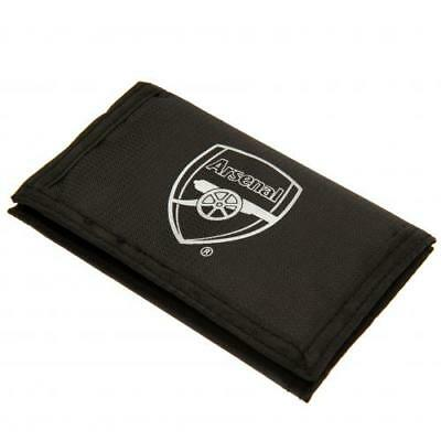 Arsenal F.C. Official Nylon Wallet with Crest ( x52nywarrt )