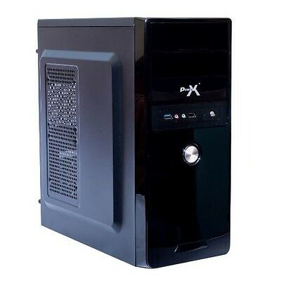 Case ATX Power-X D033 Alimentatore 600W USB 3.0