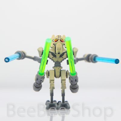 General Grievous Star Wars Clone Wars Rogue One Minifigure Fit lego toys