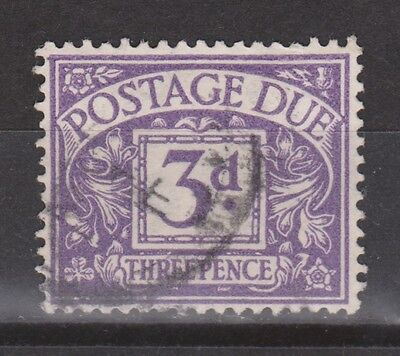 Great Britain postage due nr 5 used 1914-1924 (Michel) MUCH MORE DUE STAMPS