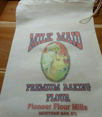 RL-69 CAN/'T CLEAN Flour Bag Sack Feed Seed  Novelty Collectible