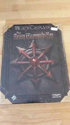 RPG Black Crusade Game Master's Kit in mint condition