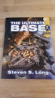 RPG The Hero System Sixth Edition The Ultimate Base in good condition