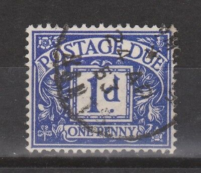 Great Britain postage due nr 35 used 1951 (Michel) MUCH MORE DUE STAMPS