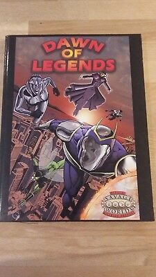 RPG Savage World's Dawn of Legends in mint condition