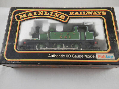 Vintage Palitoy Mainline Railways Class tank Locomotive Engine 00 gauge NIB J72