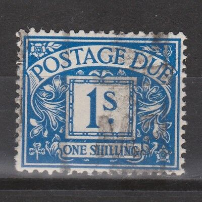 Great Britain postage due nr 32 used 1937-1938 (Michel) MUCH MORE DUE STAMPS