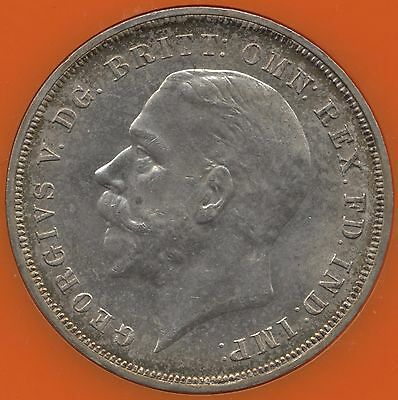 1935 George V Silver Crown***Collectors***Cased***