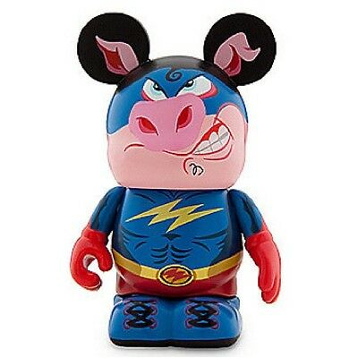 """Disney Vinylmation 3"""" Zooper Heroes Series Pig 2012 Collectible Toy Figure New"""