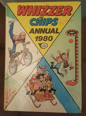 Whizzer and Chips Annual 1980