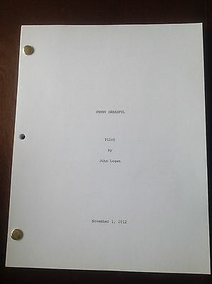 PENNY DREADFUL Script 52 Page Pilot Episode 11/1/2012 Great script, Great Show