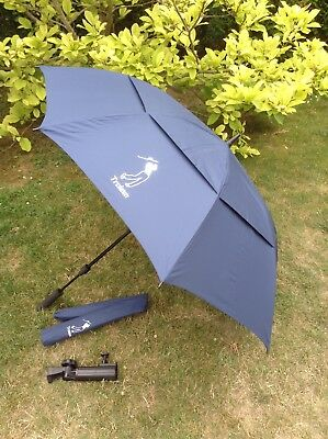 Pack Parapluie TROLEM anti UV + Support Spécial Chariot Neuf !!!