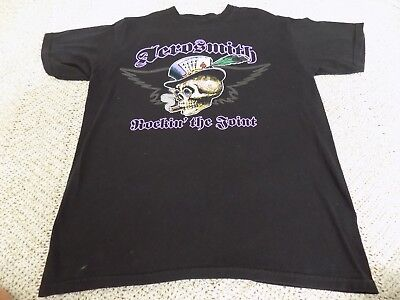 Aerosmith Rockin' the Joint 2005-2006 Tour Shirt Size L Great Shape