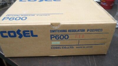 Cosel Power Supply P600