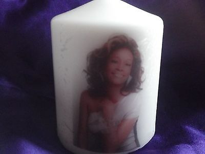 Whitney Houston Gift - Candle - For Her For a Friend For Christmas For Birthday