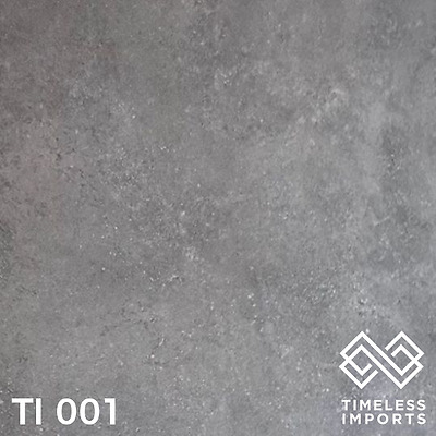PORCELAIN TILES 600 X 600 GREY MATTE FLOOR WALL **SALE** $17.90/sqm