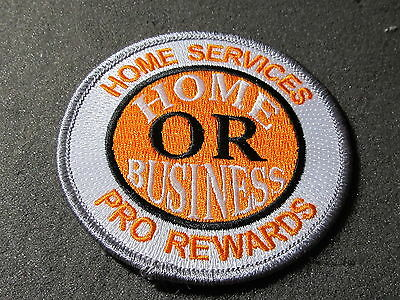 home depot collectibles home or business patch